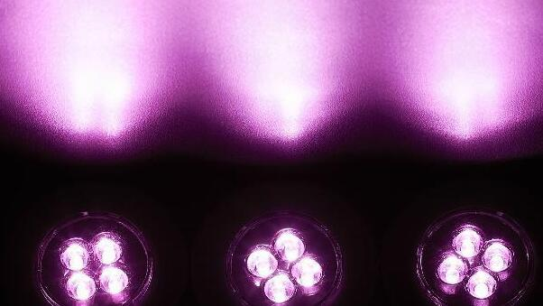 普通发光二极管的检测