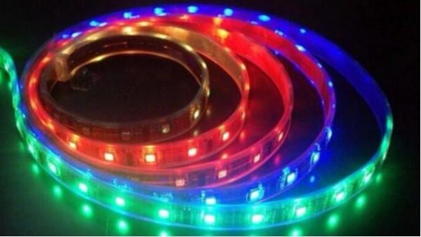 led灯发光原理