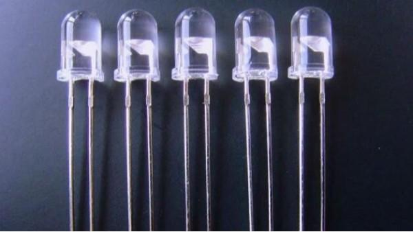 LED发光二极管的应用常识