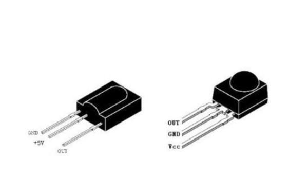 贴片接收头和普通插件接收头之间的区别