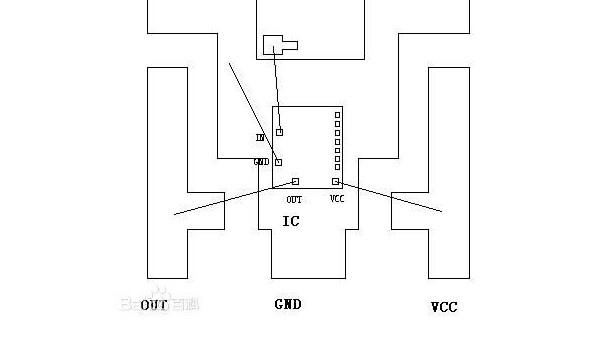 红外接收头是什么结构呢?