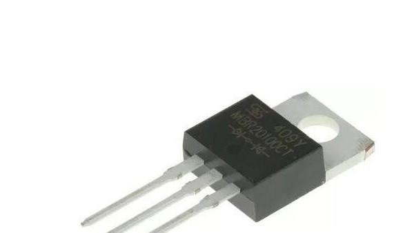 二极管PN结的单向导电特性