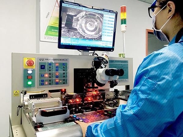 东颖光电- 工厂设备