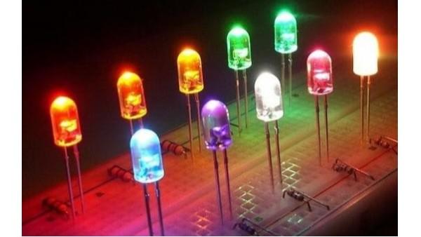 发光二极管导体材料通常都是铝砷化稼