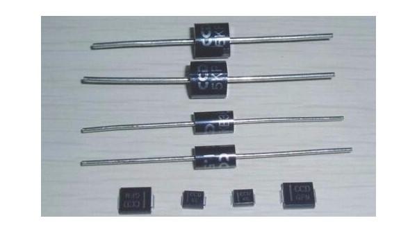 TVS二极管的电特性